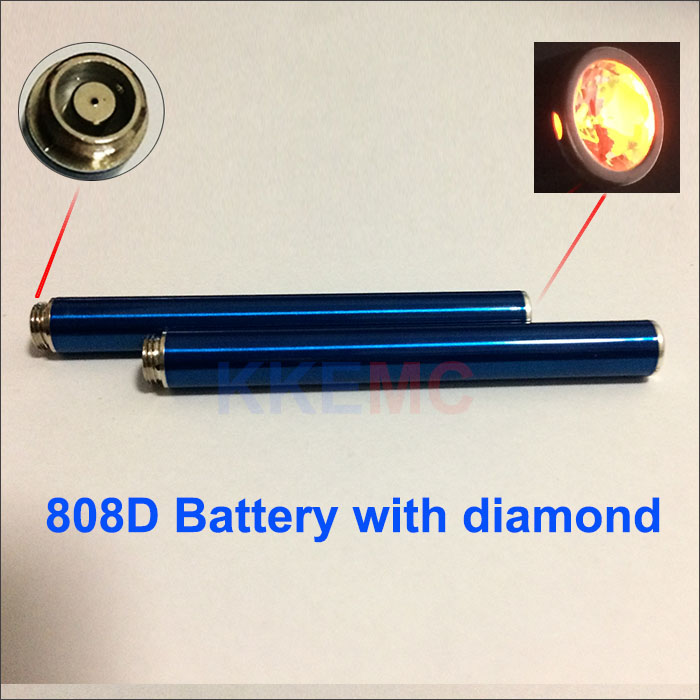 808d battery with diamond