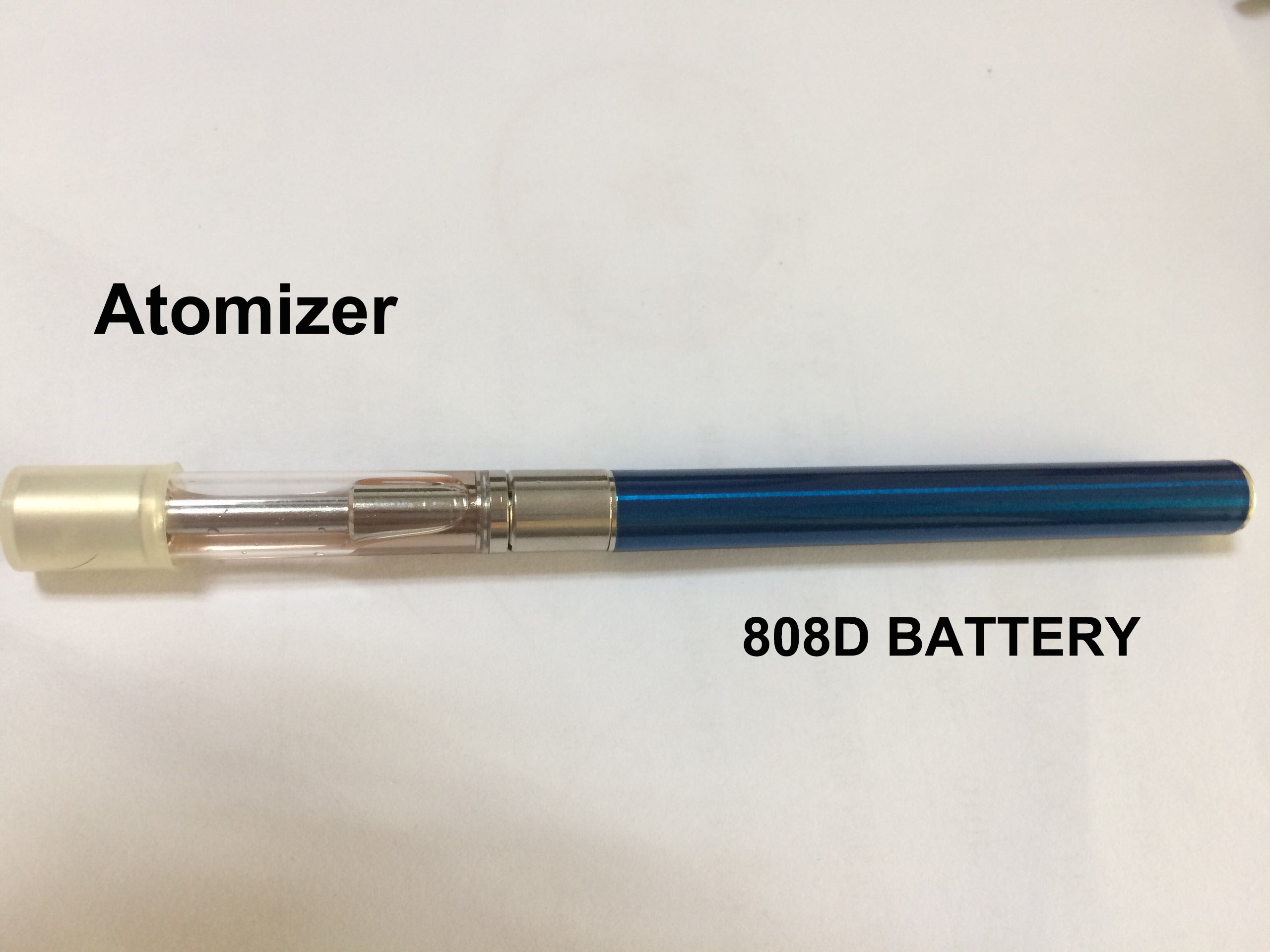 808d battery connect atomizer