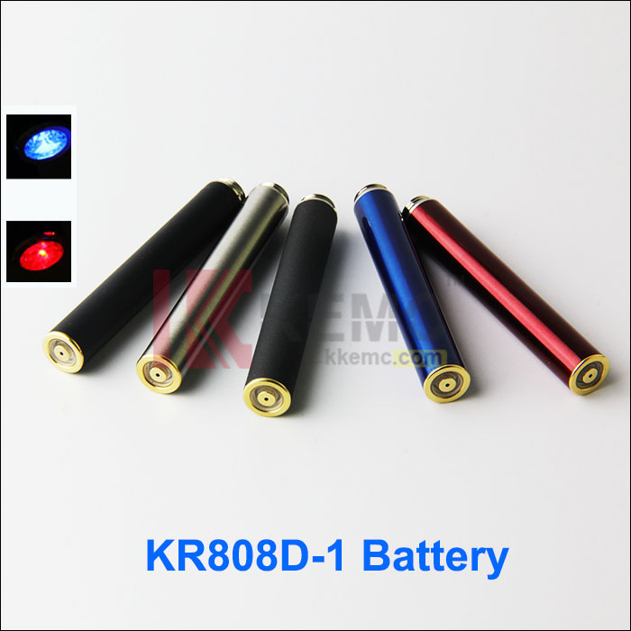 KR808D-1 Battery for e-cigarette 808d-1 batteries